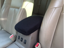 Fleece Center Console Armrest Cover - Toyota RAV4 2006-2013