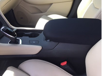 Fleece Console Cover - BMW M6 2008