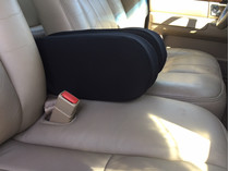Armrest Covers Neoprene Material (Monster)- 1995-2011 Ford Crown Victoria & Mercury Grand Marquise