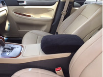 Buy Fleece Center Console Armrest Covers fits the Ford Taurus 2010-2018