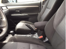 Fleece Console Cover - Mitsubishi Lancer 2008-2013