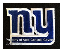 NEW YORK GIANTS PATCH B/W (PATCH ONLY)