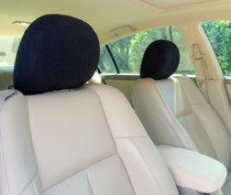 Headrest Covers - Fleece Material