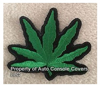Hemp Patch/Green Leaf (Patch Only)
