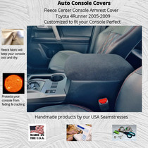 Fleece Console Cover - Toyota 4Runner 2005-2009