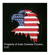 Eagle Head Flag Patch (Patch Only)
