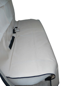 Rear Pet Seat Cover-All For Full Size Trucks