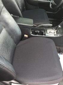 Neoprene Bottom Seat Cover for Land Rover Discovery 2001-(PAIR)